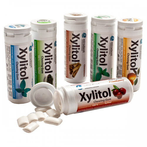 Xylitol-Chewing-Gum